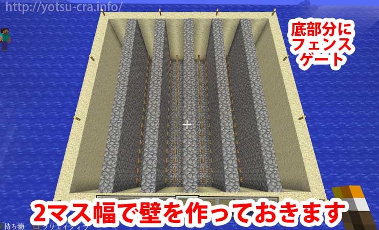 湧き層の構造
