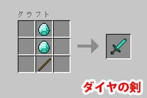 ダイヤの剣