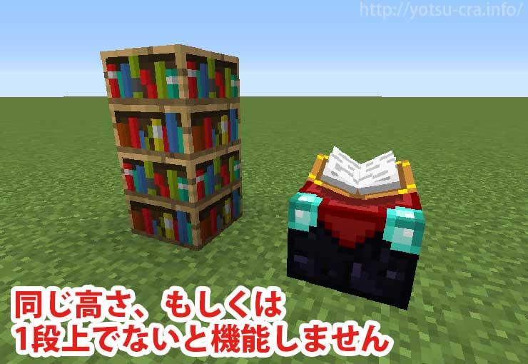 本棚の高さ